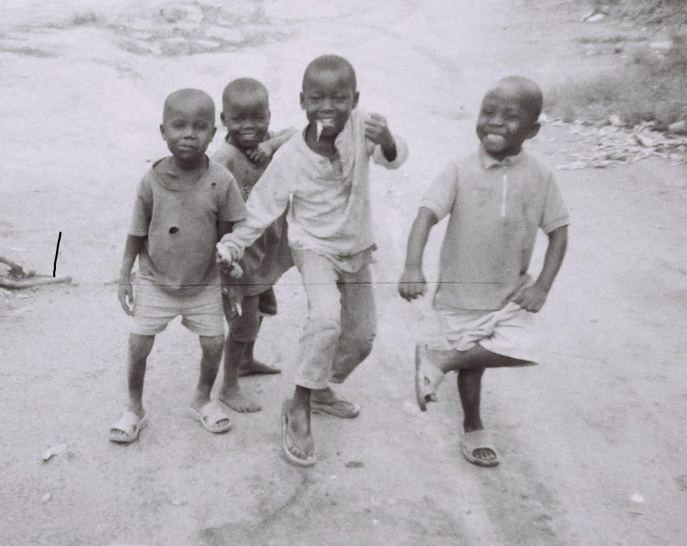 Congo DRC- Capturing smiles