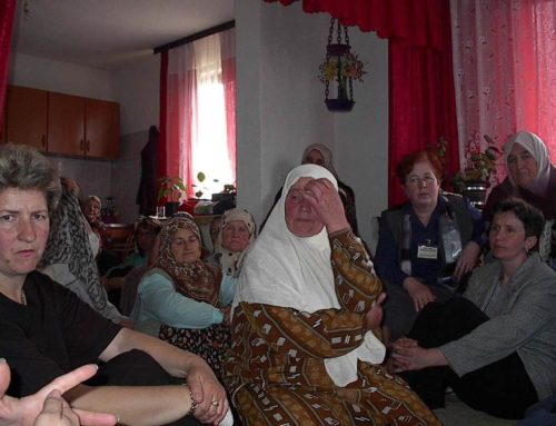 Utilizing First Person Story with Trauma Survivors in Bosnia and Sri Lanka