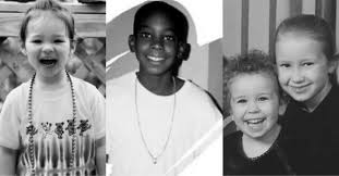 Eight Children who died in the 9/11 attack