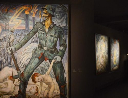 Dreams Heal Trauma-Holocaust